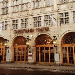Отель Christiania Teater Осло фото 4