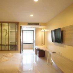 Апартаменты Trebel Service Apartment Pattaya Паттайя комната для гостей фото 5