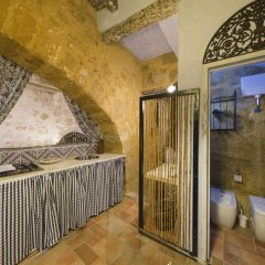 Отель Le stanze dello Scirocco Sicily Luxury Агридженто ванная