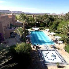 Отель Ouarzazate Le Tichka Марокко, Уарзазат - отзывы, цены и фото номеров - забронировать отель Ouarzazate Le Tichka онлайн балкон