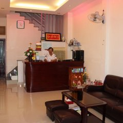 Отель Quang Nhat Hotel Вьетнам, Нячанг - отзывы, цены и фото номеров - забронировать отель Quang Nhat Hotel онлайн интерьер отеля фото 2