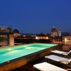 Отель Grand Hotel Minerva Италия, Флоренция - 5 отзывов об отеле, цены и фото номеров - забронировать отель Grand Hotel Minerva онлайн бассейн