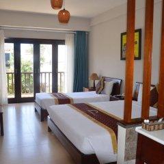 Отель Sunshine Hotel Вьетнам, Хойан - отзывы, цены и фото номеров - забронировать отель Sunshine Hotel онлайн комната для гостей фото 5