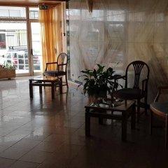 Отель Interpass Clube Praia Vau питание