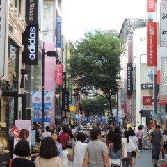 Отель K-Guesthouse Myeongdong 2 Южная Корея, Сеул - отзывы, цены и фото номеров - забронировать отель K-Guesthouse Myeongdong 2 онлайн