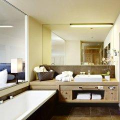 Hotel Chalet Mirabell Авеленго ванная