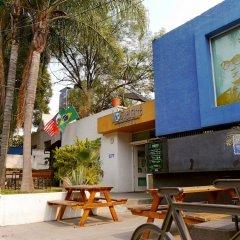 Hostel Hospedarte Chapultepec Гвадалахара фото 6