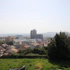 Отель Pedra Ibérica Порту приотельная территория