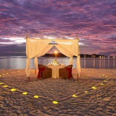 Отель Kihaa Maldives Island Resort пляж