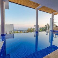 Villa Firuze Турция, Патара - отзывы, цены и фото номеров - забронировать отель Villa Firuze онлайн бассейн фото 3