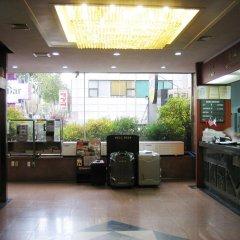 Brown Tourist Hotel интерьер отеля