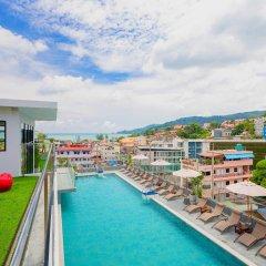 Отель Zenseana Resort & Spa бассейн