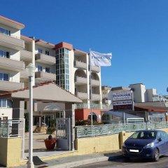 Panorama Hotel Apartments парковка