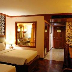 Отель Baumanburi Таиланд, Карон-Бич - 4 отзыва об отеле, цены и фото номеров - забронировать отель Baumanburi онлайн комната для гостей фото 5