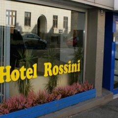 Отель Rossini вид на фасад фото 2