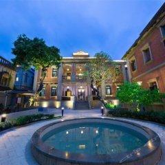 Отель Xiamen Feisu Gulangyu Yangjiayuan Hotel Китай, Сямынь - отзывы, цены и фото номеров - забронировать отель Xiamen Feisu Gulangyu Yangjiayuan Hotel онлайн бассейн фото 2