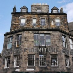 Апартаменты Greyfriars Bobby Home View Apartment - OLD Town Эдинбург вид на фасад