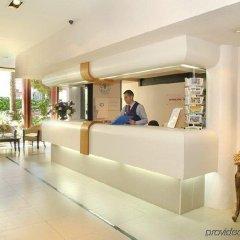 Отель Roc Lago Rojo - Adults recommended Испания, Торремолинос - 1 отзыв об отеле, цены и фото номеров - забронировать отель Roc Lago Rojo - Adults recommended онлайн интерьер отеля фото 2
