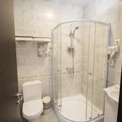 Гостиница Ткачи ванная