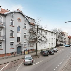 Апартаменты Lion Apartments - Sopockie Klimaty Сопот парковка