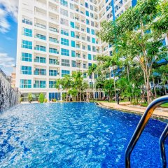 Отель Nam Talay Jomtien Beach Паттайя бассейн фото 3