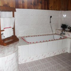 Отель Paradise Inle Resort ванная