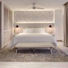 Отель Oleo Cancun Playa All Inclusive Boutique Resort комната для гостей фото 3