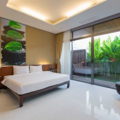 Отель Aqua Villa A.1 by Natthita комната для гостей фото 4