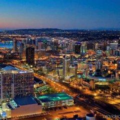 Отель Hilton San Diego Bayfront фото 5