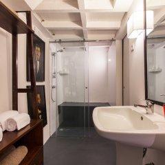 Отель Lisbon Unique Apartments Португалия, Лиссабон - отзывы, цены и фото номеров - забронировать отель Lisbon Unique Apartments онлайн ванная