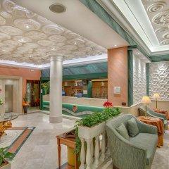 Grand Hotel Adriatico интерьер отеля