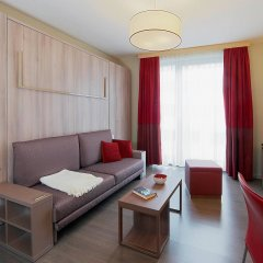 Отель Aparthotel Adagio Muenchen City Германия, Мюнхен - - забронировать отель Aparthotel Adagio Muenchen City, цены и фото номеров комната для гостей