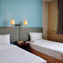 Отель Piao Home Inn Beijing Qianmen Китай, Пекин - отзывы, цены и фото номеров - забронировать отель Piao Home Inn Beijing Qianmen онлайн комната для гостей фото 5