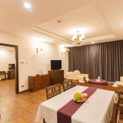 Saigon Halong Hotel комната для гостей фото 2