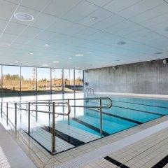 Отель LHL Sykehuset Hotell бассейн
