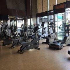Отель The Aiyapura Bangkok фитнесс-зал фото 2