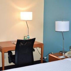 Отель Fairfield Inn & Suites by Marriott Albuquerque Airport удобства в номере