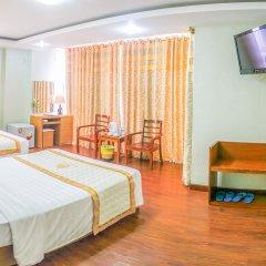 Отель Thang Long Nha Trang Вьетнам, Нячанг - 2 отзыва об отеле, цены и фото номеров - забронировать отель Thang Long Nha Trang онлайн комната для гостей фото 3