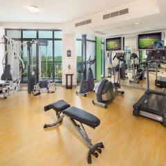 Arabian Park Hotel фитнесс-зал фото 4