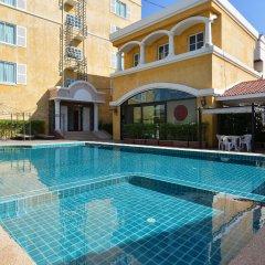 Отель Sunsmile Resort Pattaya Паттайя бассейн фото 2