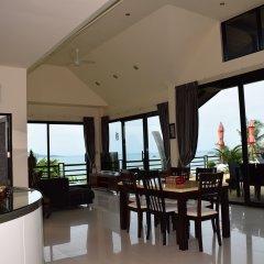 Отель Naamtao Villa Resort Самуи питание фото 2