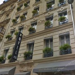 Отель Vendome-Saint Germain Hotel Франция, Париж - отзывы, цены и фото номеров - забронировать отель Vendome-Saint Germain Hotel онлайн вид на фасад фото 3