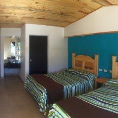 Отель Hacienda Bustillos комната для гостей фото 3