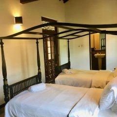 Отель Villa Capers Шри-Ланка, Коломбо - отзывы, цены и фото номеров - забронировать отель Villa Capers онлайн комната для гостей фото 4
