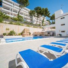 Отель Apartamentos Sun Beach бассейн фото 2