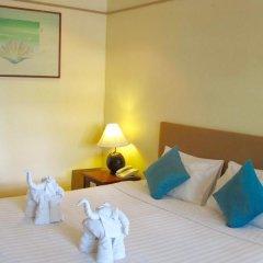 Отель Coconut Village Resort 4* Стандартный номер с различными типами кроватей фото 2