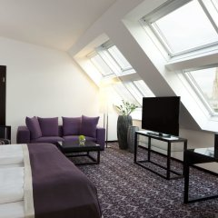 Steigenberger Hotel Herrenhof Wien комната для гостей фото 11