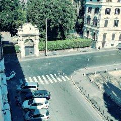 Отель Roma Termini Touristhome балкон