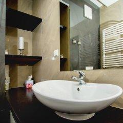 Отель erApartments Wronia Oxygen ванная фото 5