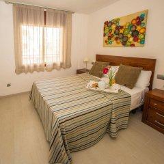 Отель Ona Jardines Paraisol Испания, Салоу - отзывы, цены и фото номеров - забронировать отель Ona Jardines Paraisol онлайн комната для гостей